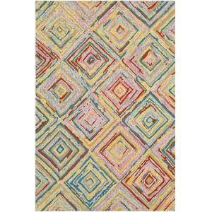 Serafina Multi-Color Rectangle 2 Ft. x 3 Ft. Rugs