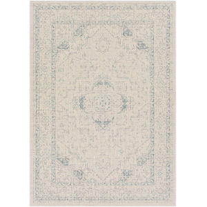 Veranda Ivory Rectangle 6 Ft. 7 In. x 9 Ft. Rug