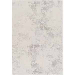 Veranda Taupe Modern Rectangle 6 Ft. 7 In. x 9 Ft. Rug
