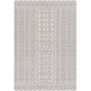 Veranda Dark Brown Rectangle 6 Ft. 7 In. x 9 Ft. Rug