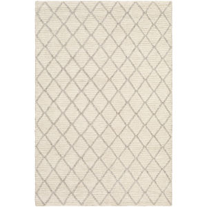 Whistler Cream And Taupe Rectangular: 2 Ft. X 3 Ft. Rug
