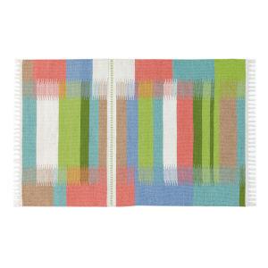 Kokomo Multicolor Polyester Rectangular: 2 Ft x 3 Ft Outdoor Area Rug