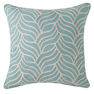 Bryce Lake 22-Inch Cotton Throw Pillow