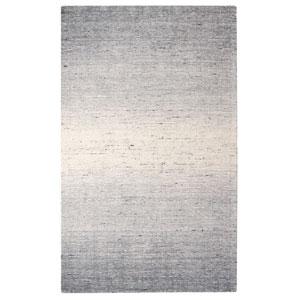 Sari Stripe Black Rectangular: 3 Ft. x 5 Ft. Rug
