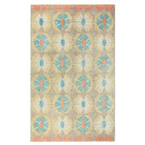 Hadley Multicolor Rectangular: 2 Ft. x 3 Ft. Rug