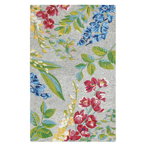 Chelsea Multicolor Rectangular: 3 Ft. x 5 Ft. Rug