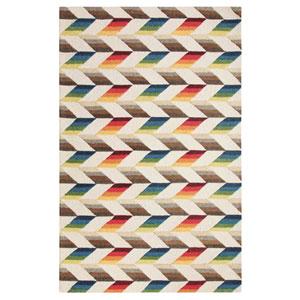 Winnipeg Multicolor Rectangular: 5 Ft. x 8 Ft. Rug