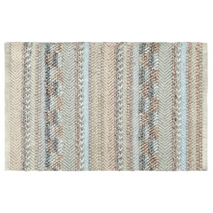 Sand Dune Driftwood Rectangluar: 2 Ft. x 3 Ft. Indoor/Outdoor Rug