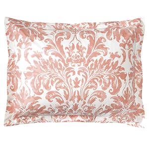 Kate Coral King Duvet Sham