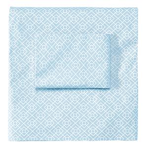 Diamond Lattice Lake King Sheet Set