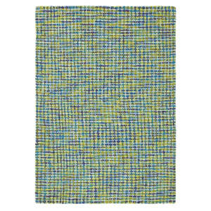 Tweedy Blue Rectangular: 3 Ft. x 5 Ft. Rug
