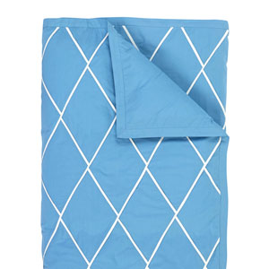 Calypso Capri Blue Full/Queen Duvet