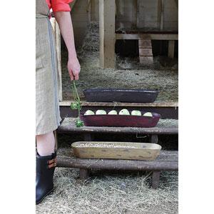 Decorative Trug Tray, Set of Three