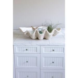 Magnesia Oxide Seashell Decoration
