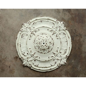 Round Metal Ceiling Medallion