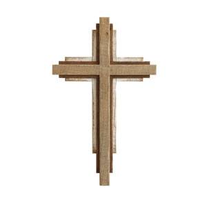 Wood Wall Cross