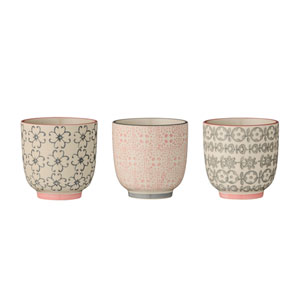 Cécile Ceramic Cup, 3 Styles