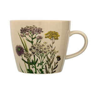 Botanic Ceramic Mug