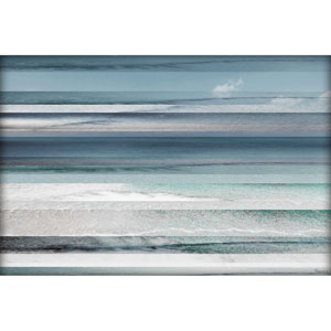 Himara 45 x 30 In. Painting Print on Wrapped Canvas