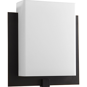 Pathways Old World Two-Light 120V/277V Wall Sconce with Matte White Shade