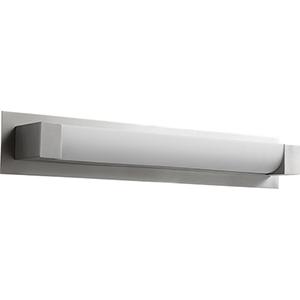 Balance Satin Nickel 25-Inch One-Light 120V/277V Bath Vanity