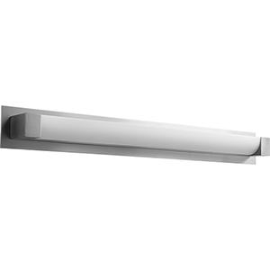 Balance Satin Nickel 39-Inch One-Light 120V/277V Bath Vanity