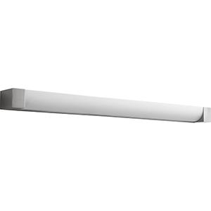 Balance Satin Nickel 49-Inch One-Light 120V/277V Bath Vanity