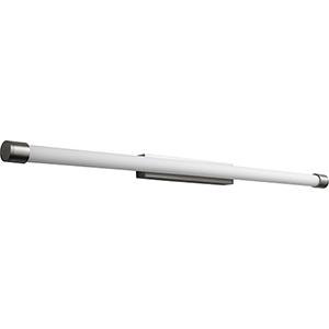 Zenith Satin Nickel 48-Inch One-Light 120V/277V Bath Vanity