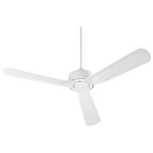 Solis White 52-Inch Indoor Outdoor Ceiling Fan