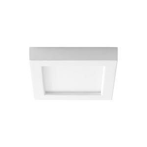 Altair White Five-Inch LED Flush Mount