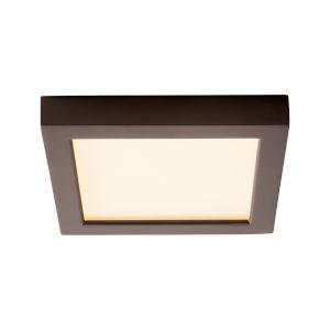 Altair Oiled Bronze Seven-Inch LED Flush Mount
