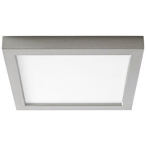 Altair Satin Nickel Nine-Inch LED Flush Mount