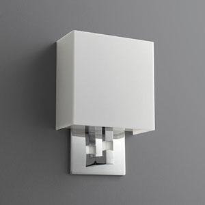 Chameleon Polished Chrome Eight-Inch LED 120V Sconce