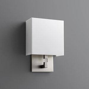 Chameleon Satin Nickel Eight-Inch LED 120V Sconce