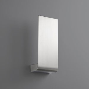 Halo Satin Nickel Five-Inch LED 120V Sconce