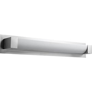 Balance Satin Nickel 29-Inch One-Light LED Bath Vanity