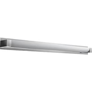 Balance Polished Nickel 53-Inch Two-Light LED Bath Vanity