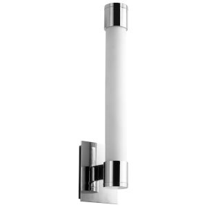 Zenith Polished Nickel LED Wall Sconce