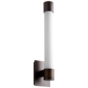 Zenith Oiled Bronze LED Wall Sconce