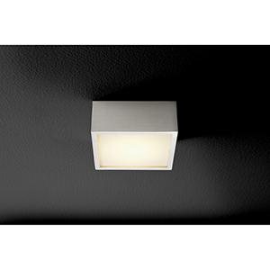 Pyxis Satin Nickel One-Light LED Flush Mount