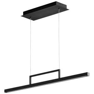 Stylus Black 34-Inch LED Pendant