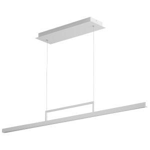 Stylus White 48-Inch LED Pendant