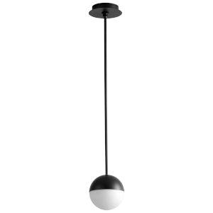 Mondo Black Six-Inch LED Mini-Pendant