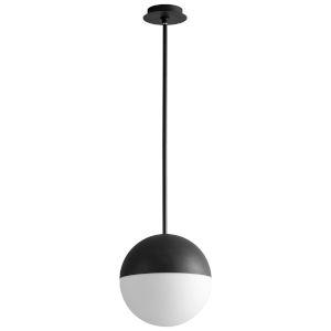 Mondo Black LED Pendant