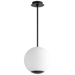 Terra Black 12-Inch LED Pendant