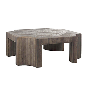 Simon Recycled Elm 48-Inch Coffee Table