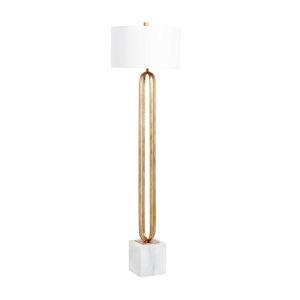Tanya Gold One-Light Floor Lamp