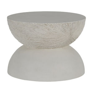 Darley White Coffee Table