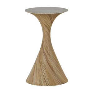 Kirk Natural Accent Table