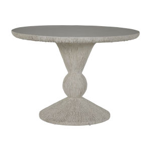 Montello White Dining Table